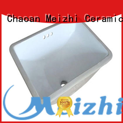 Meizhi bathroom countertop basin manufacturer for home