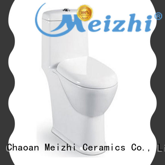 Meizhi new design compact round toilet for bathroom