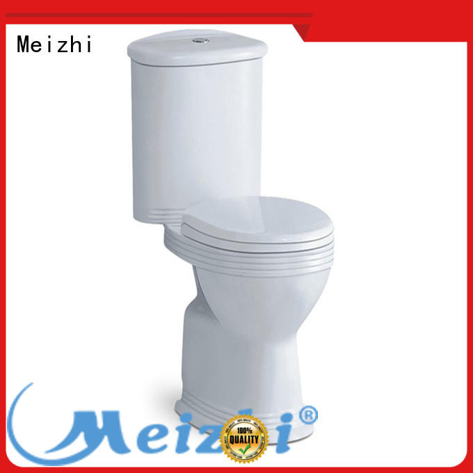 Meizhi eco flush toilet directly sale for washroom