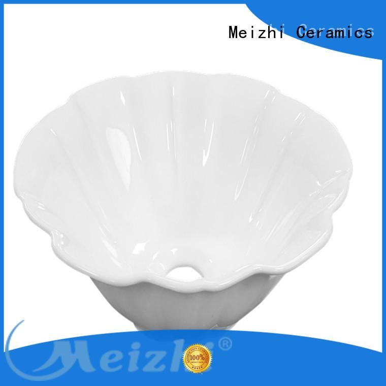 Meizhi ceramic stylish wash basin wholesale for hotel