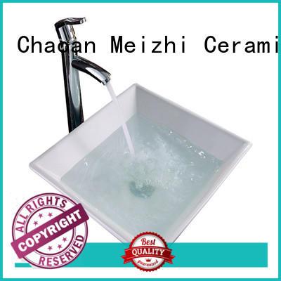 Meizhi toilet basin customized for washroom
