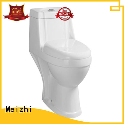 Meizhi new design one piece toilet reviews with good price for washroom