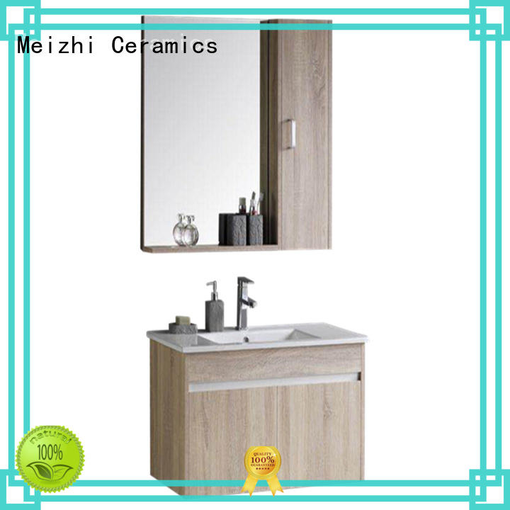 modern bathroom vanities factory price for hotel
