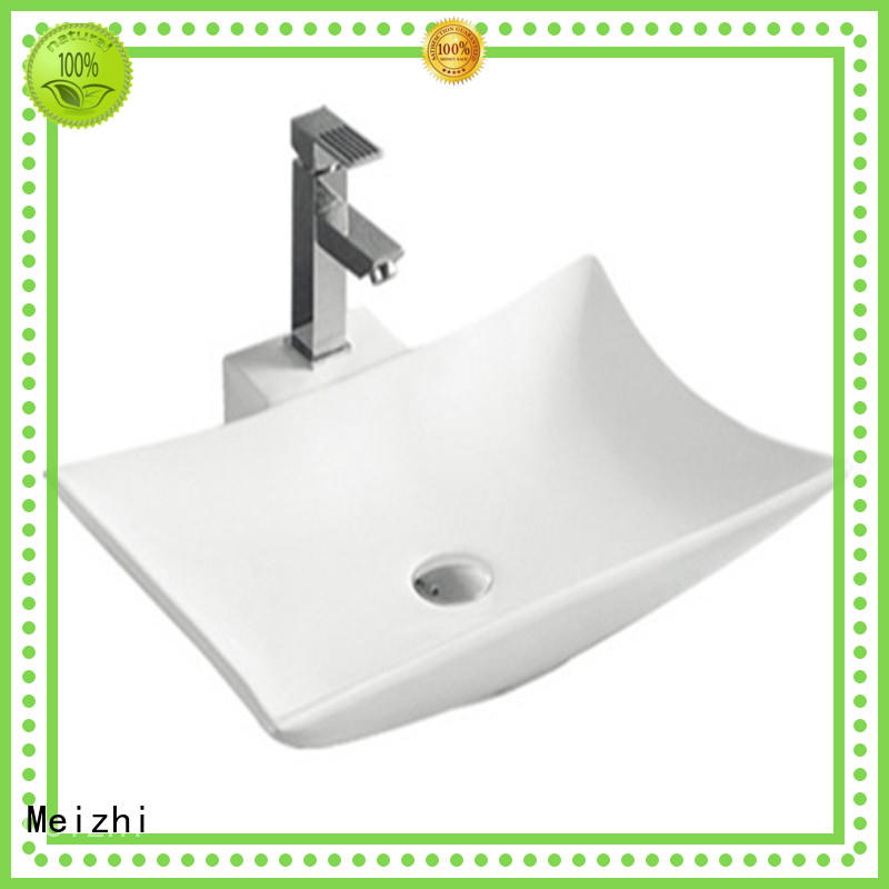 Meizhi printed sink basin for home