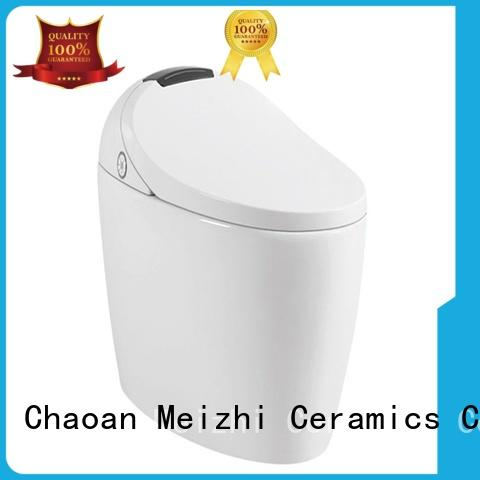 automatic intelligent toilet customized for hotel