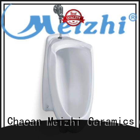 Meizhi high quality bathroom urinal factory for home
