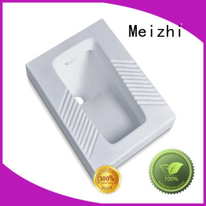 squat toilet china manufacturer for home Meizhi