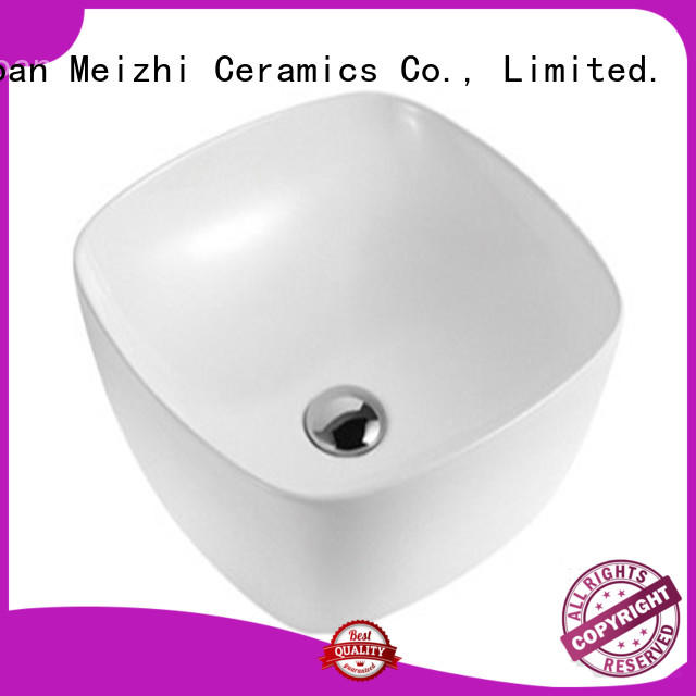 ceramic ceramic wash basin customized for home