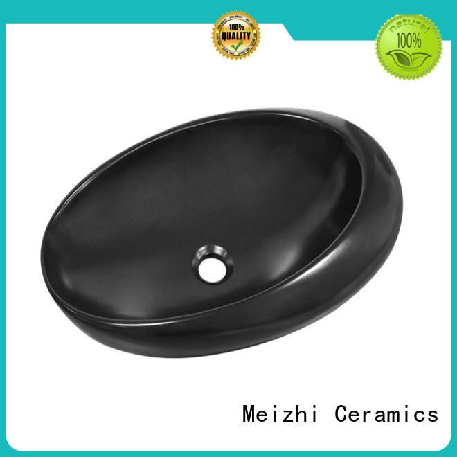 high quality black basin custom for bathroom
