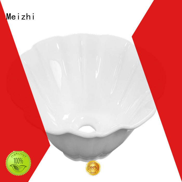Meizhi cheap wash basin directly sale for hotel