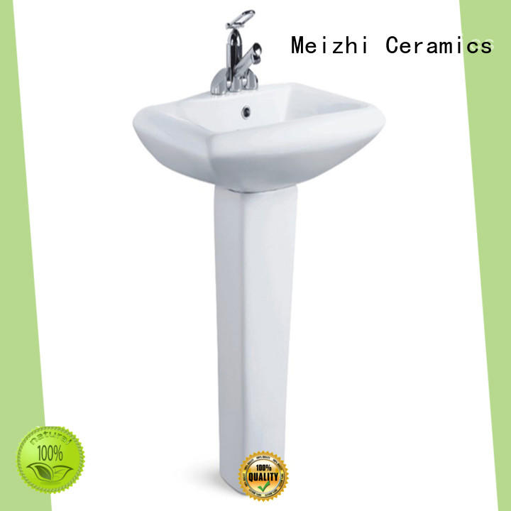 Meizhi popular wash basin furniture with good price for hotel
