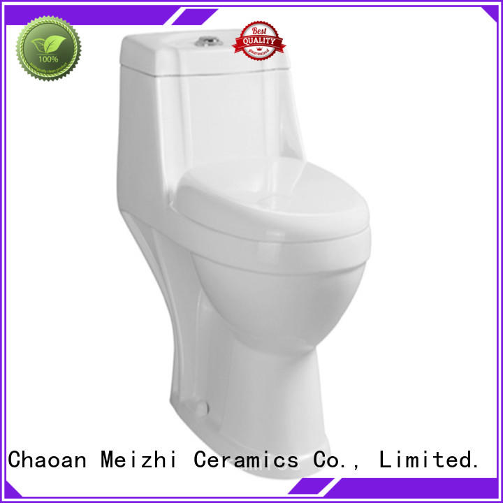 Meizhi square bathroom toilets directly sale for bathroom