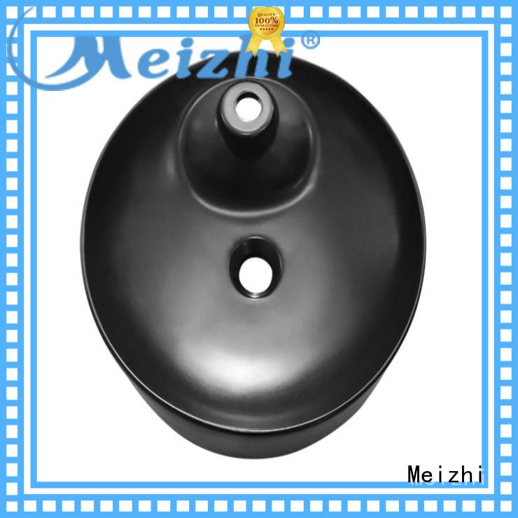 Meizhi basin black wholesale for washroom