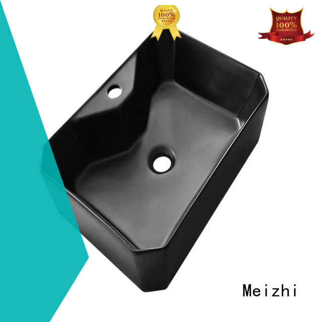 high quality black basin factory price for cabinet