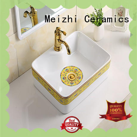 printed latest wash basin wholesale for home