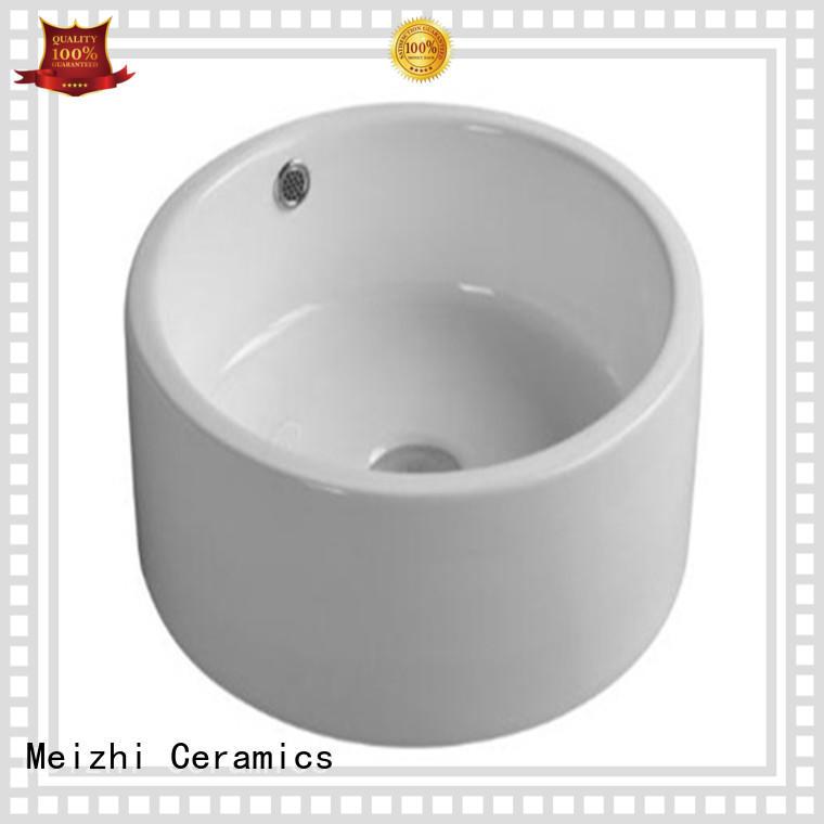 Meizhi hot selling art basin factory price for washroom
