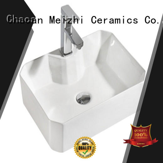 white stylish wash basin supplier for home