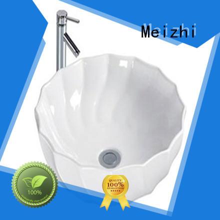 Meizhi art basin supplier for home
