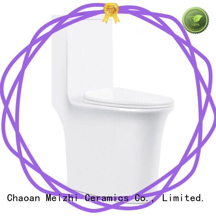 Meizhi low cost types of toilet supplier for bathroom