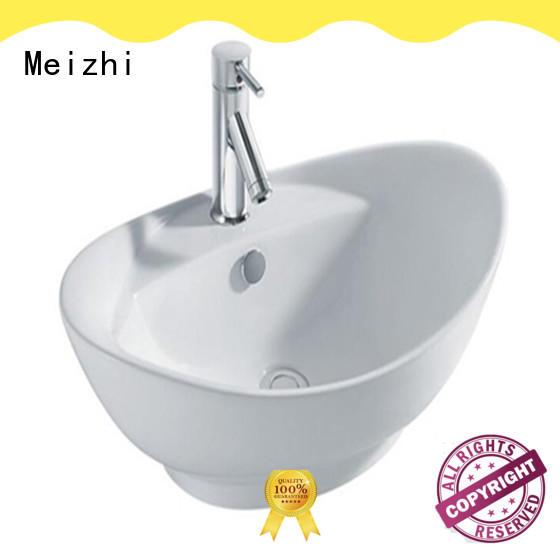 Meizhi toilet basin wholesale for hotel