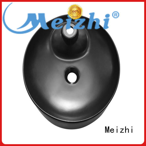 Meizhi basin black factory for bathroom