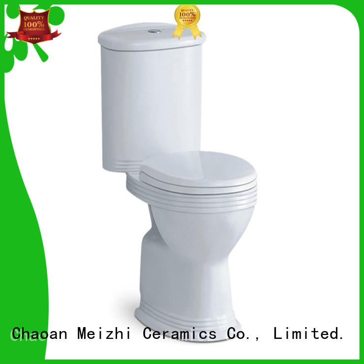 professional two piece toilet with good price for bathroom