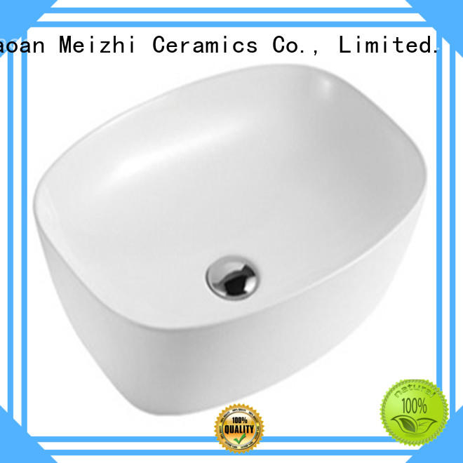 white round wash basin manufacturer for washroom