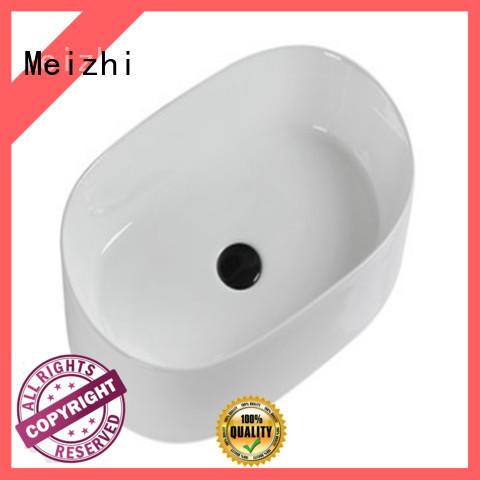 Meizhi ceramic toilet hand basin manufacturer for home