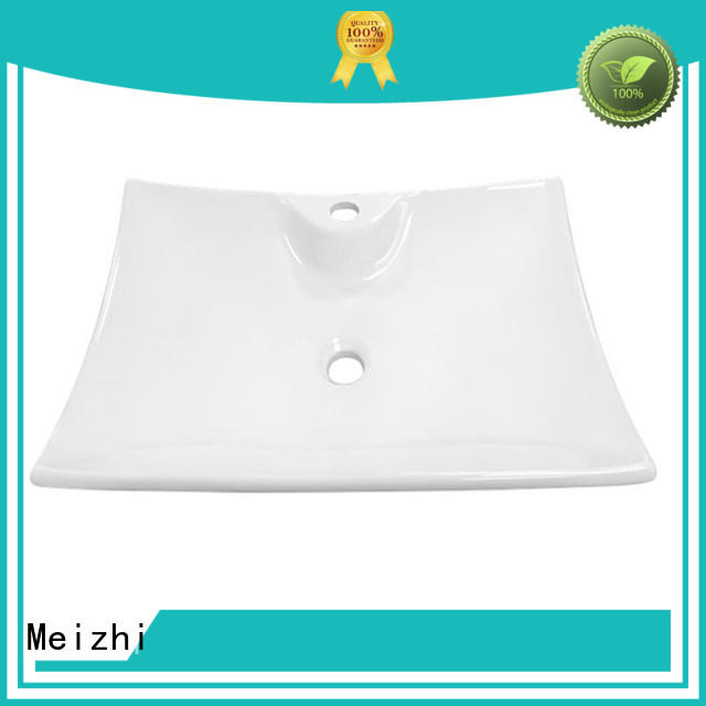 Meizhi ceramic sink basin customized for home