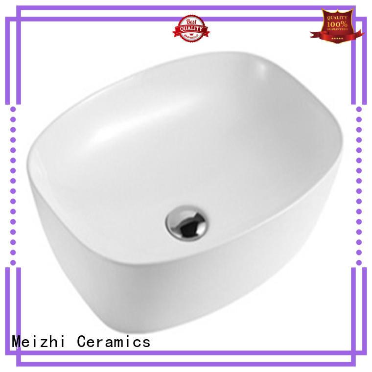 Meizhi elegant toilet wash basin directly sale for home