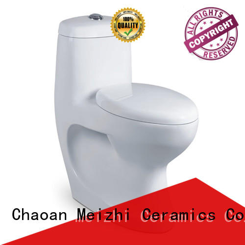 Meizhi best flushing toilet with good price for hotel