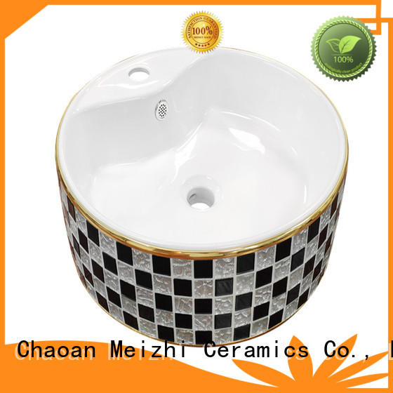 Meizhi hot selling stylish wash basin customized for home