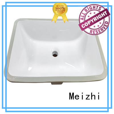 Meizhi table top wash basin designs wholesale for bathroom