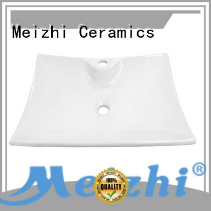 Meizhi stylish wash basin supplier for washroom