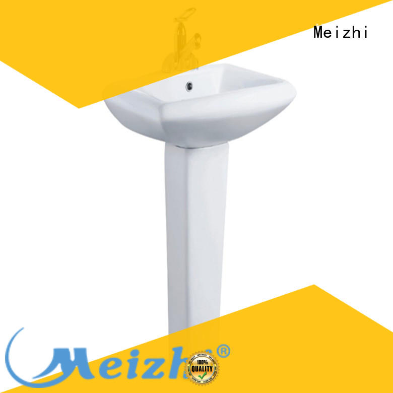Meizhi hindware basin customized for washroom