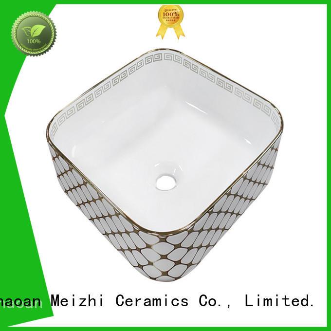 Meizhi cheap wash basin supplier for washroom