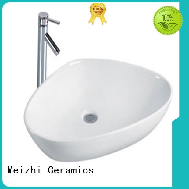 printed ceramic basin manufacturer for bathroom