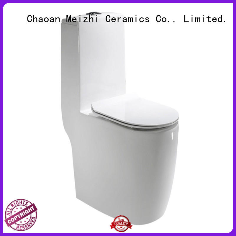 Meizhi self-cleaning modern one piece toilet supplier for home
