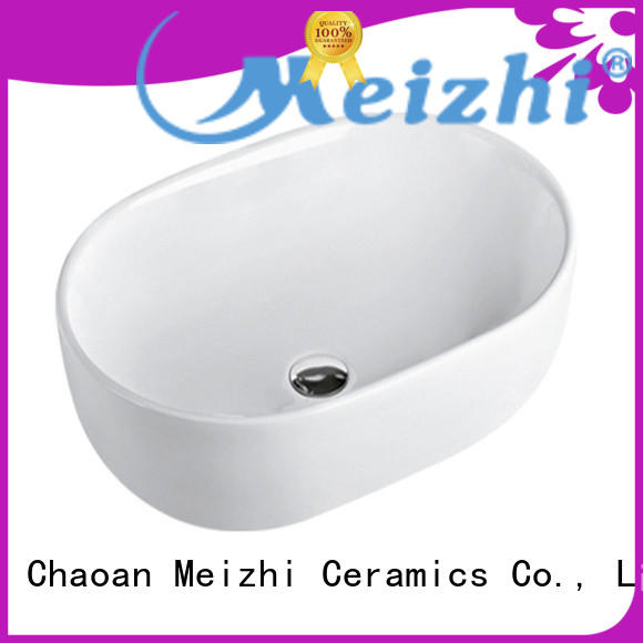 ceramic latest wash basin wholesale for hotel