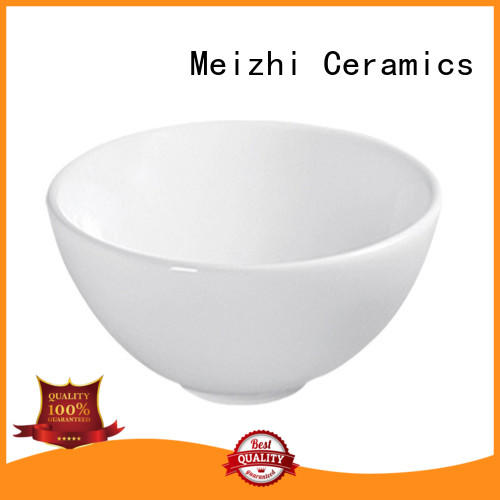 Meizhi reliable bathroom basin custom for bathroom