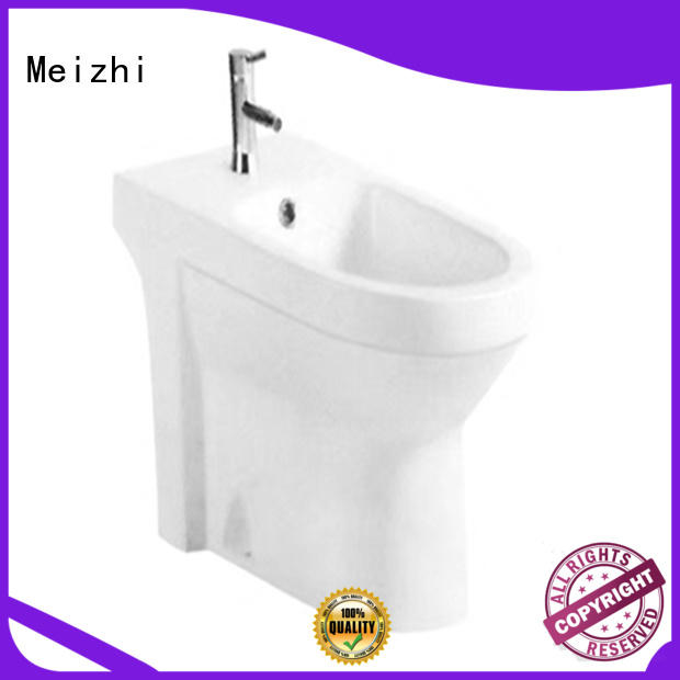 Meizhi high quality washroom bidet factory for home