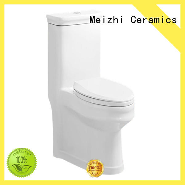 Meizhi one piece toilet wholesale for home
