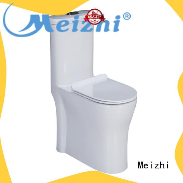 Meizhi one piece toilet manufacturer for bathroom