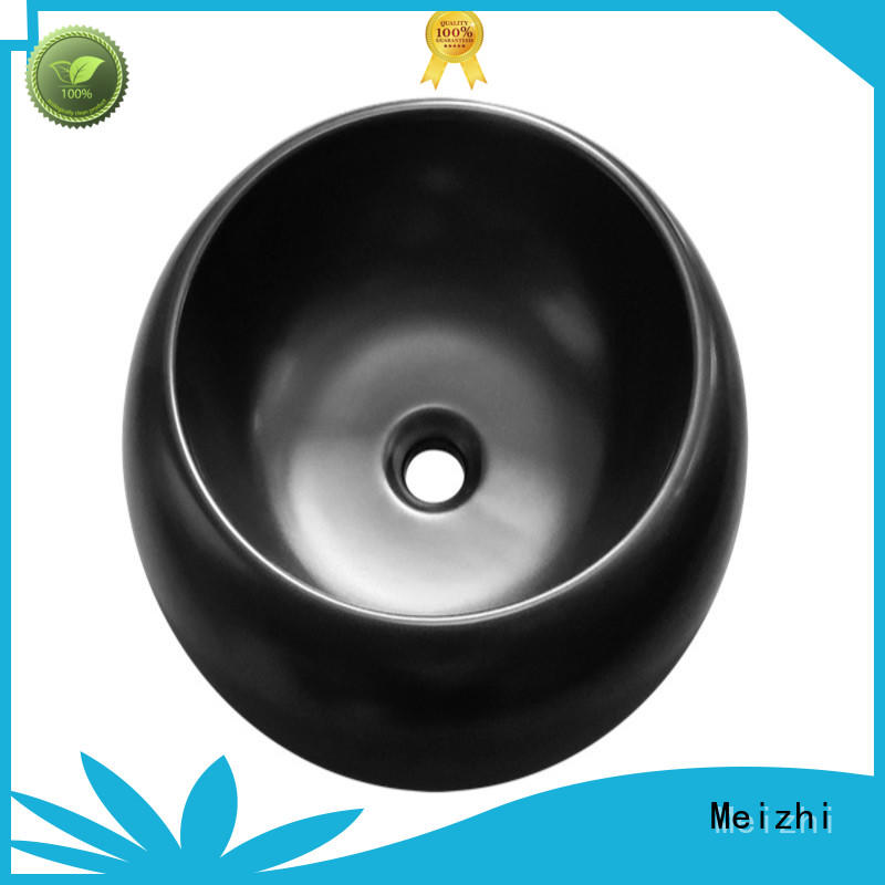 high quality basin black factory price for bathroom