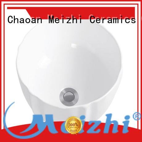 Meizhi toilet wash basin directly sale for washroom