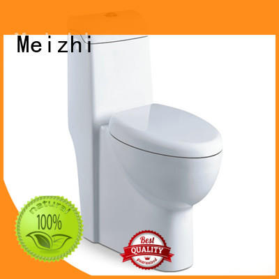 Meizhi best one piece toilet directly sale for washroom