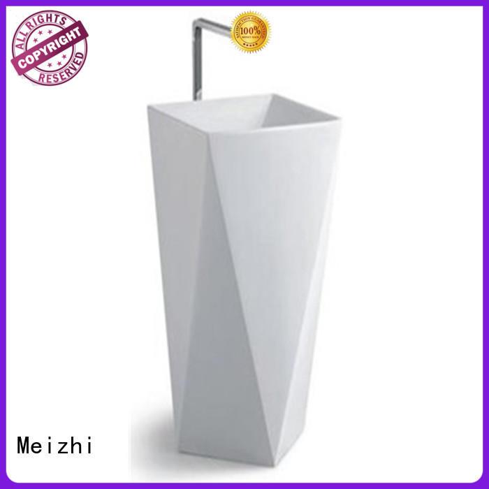 Meizhi washroom basin directly sale for hotel