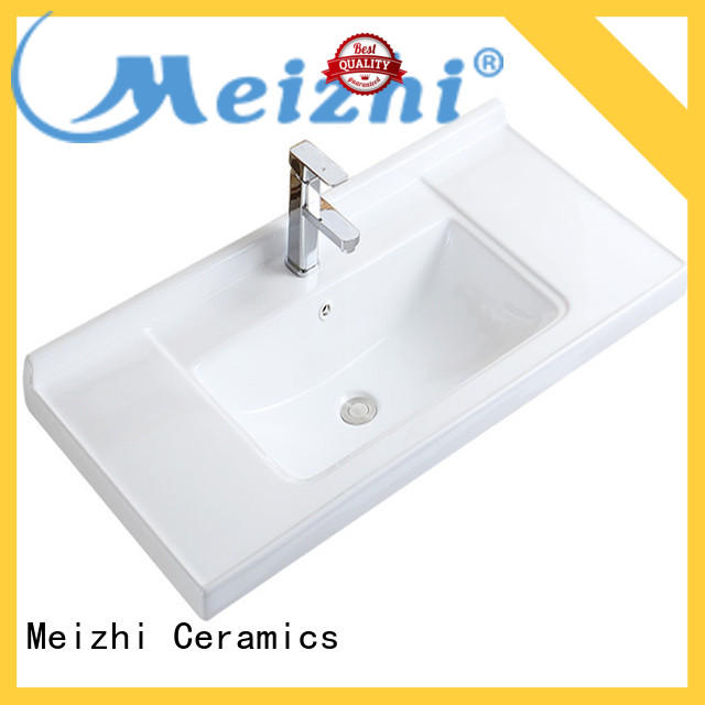 ceramic basin unit wholesale for bathroom