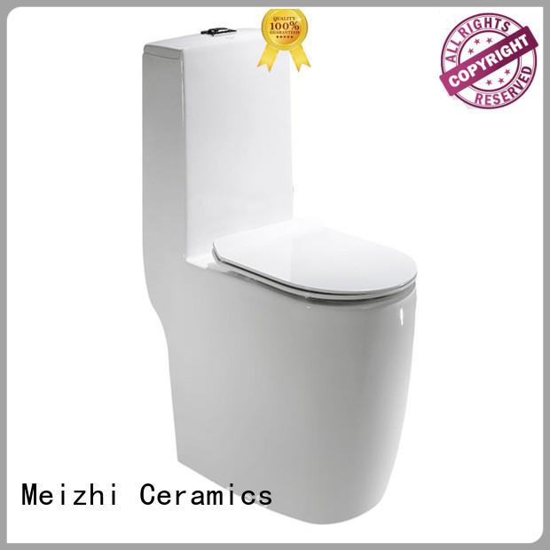 Meizhi new design high end toilets manufacturer for bathroom