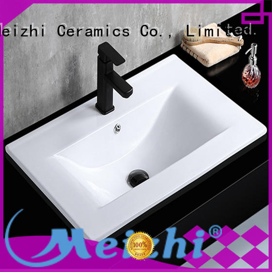 Meizhi contemporary bathroom basin units wholesale for home
